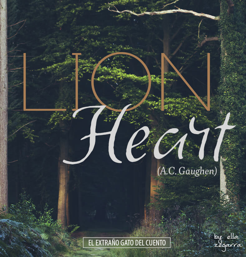 Lion Heart (A.C. Gaughen)