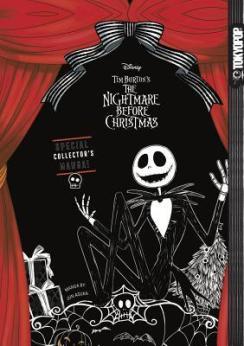 Disney Tim Burton's the Nightmare Before Christmas: Special Collector's Manga by Jun Asuka
